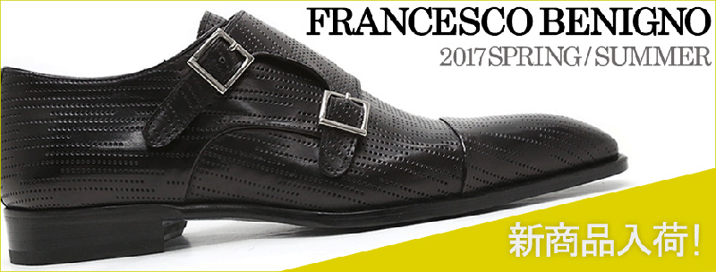 FRANCESCO BENIGNO / フランチェスコ ベニーニョ